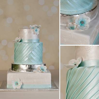 Charlize Wedding Cake