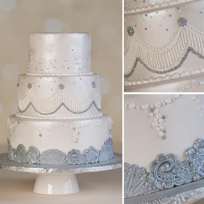 Giovanna Wedding Cake
