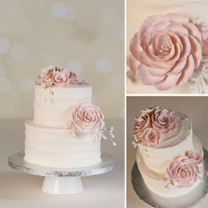 Hazel Wedding Cake