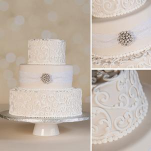 Josephine Wedding Cake