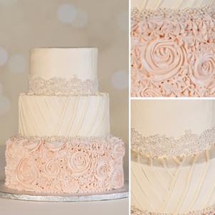 Penelope Wedding Cake