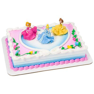 Disney Princess Once Upon A Moment - Full Sheet