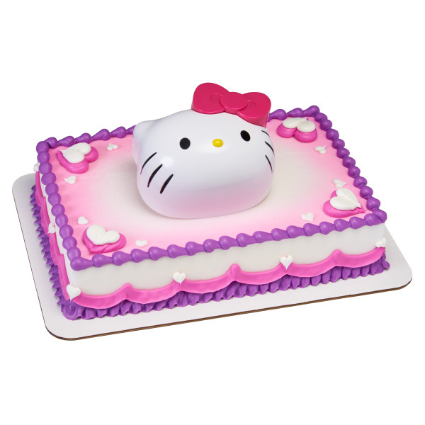 Hello Kitty Kitty Style - Quarter Sheet