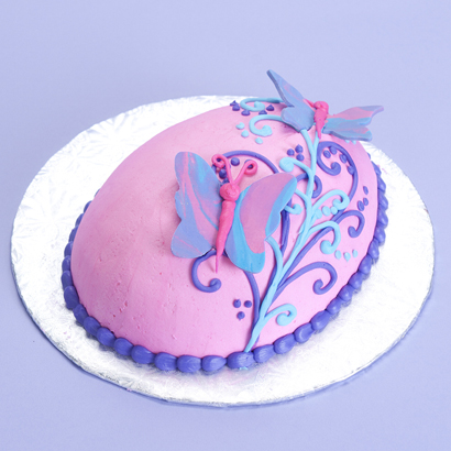 Butterfly Fly Away- Egg Cake
