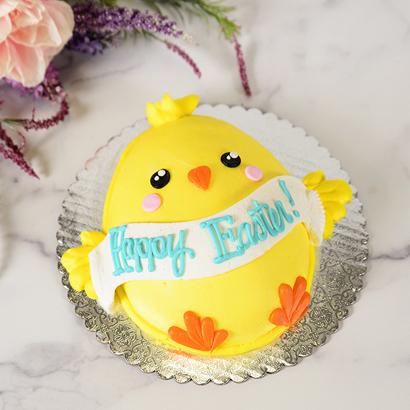 Chick Magnet- Egg Cake