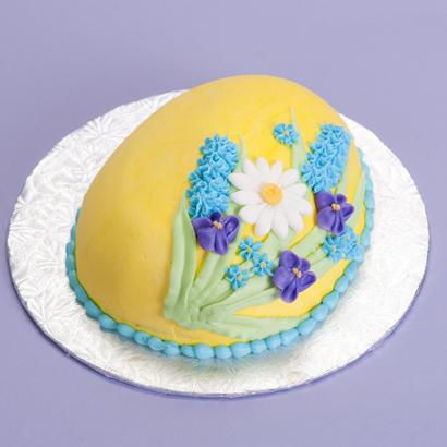 Spring Fling- Egg Cake
