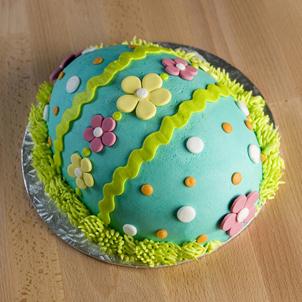 Easter- Egg Cake