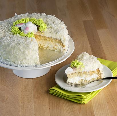 Fluffy Bunny Dessert Cake