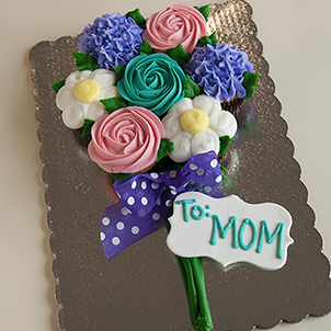 Mother's Day Bouquet-WC-May 12th