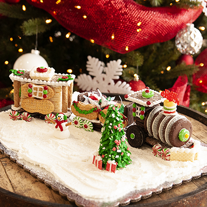 Decorating Class: Christmas Cookie Train - Dec. 20th