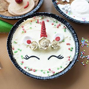 Holiday Unicorn Cookie Decorating Kit