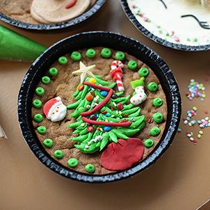 Christmas Tree Cookie Decorating Kit