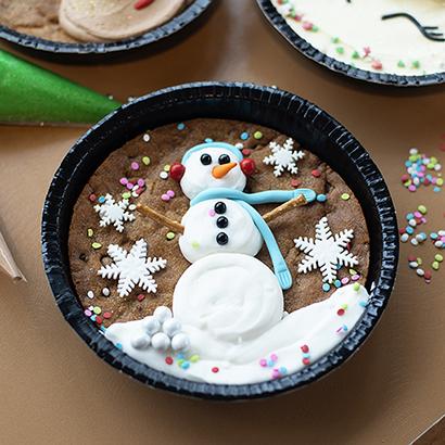 Take & Make: Snowman Cookie
