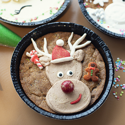 Take & Make: Reindeer Cookie