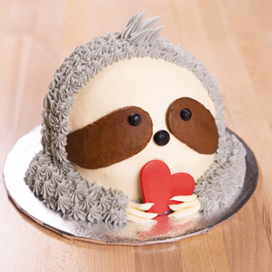CLASS: MOTHER'S DAY SLOTH - MAY 8TH