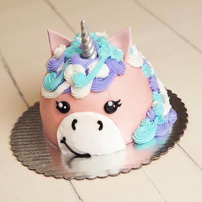 Winter Unicorn Cake- Jan. 25th