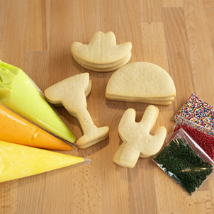 Taco Tuesday Cookie Kit