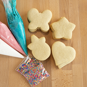 Unicorn Cookie Kit