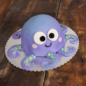 Decorating Class: Octopus Cake- June 27th
