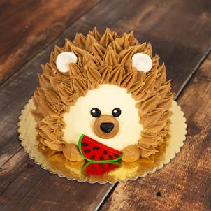 Decorating Class: Hedgehog Cake- July 11th