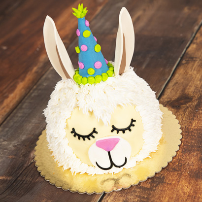 Decorating Class: Llama Cake- July 18th