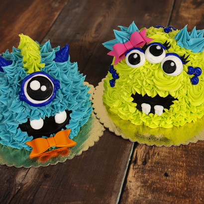 Decorating Class: Monster Cake- July 25th
