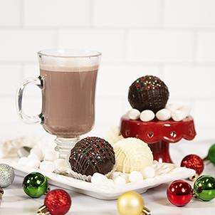 Hot Cocoa Bomb