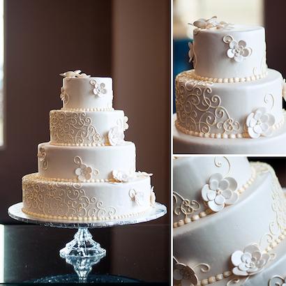 Albina Wedding Cake