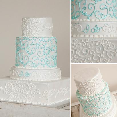 Annabelle Wedding Cake
