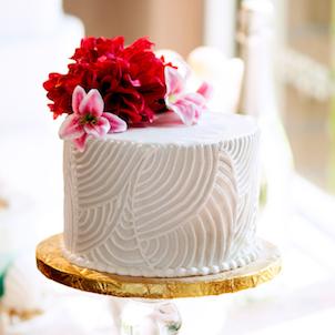 Ari Wedding Cake