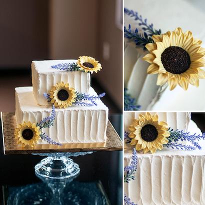 Brennan Wedding Cake