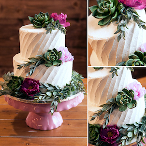 Bride to Be Wedding Cake