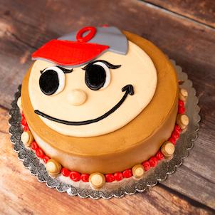 Decorating Class: Buckeye Cake - Dec. 9th