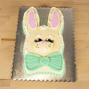 Classic Bunny Cake