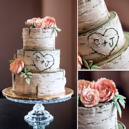 CJ Wedding Cake
