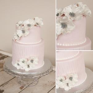 Clara Wedding Cake