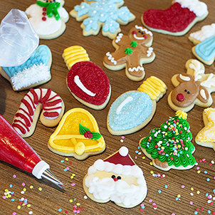 Cookies With Santa- Austin Landing, Dec. 21st
