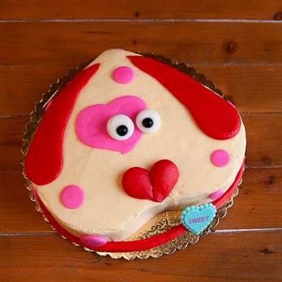 Kids Class- Puppy Love Cake