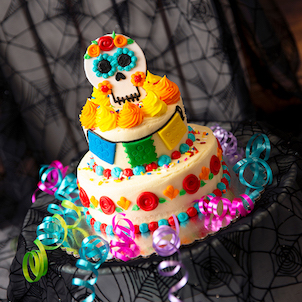Decorating Class: Day of the Dead- Oct 31st