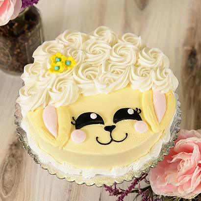Sweet Lamb Cake