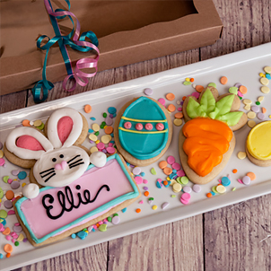 Bunny Love Cookie Set