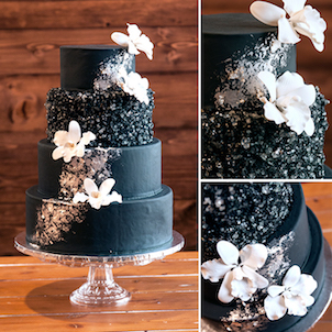 Evan Wedding Cake
