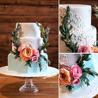 Fran Wedding Cake