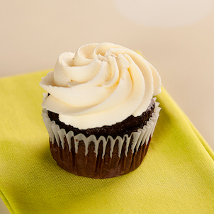 Gluten-Free Chocolate Cupcake with Buttercream