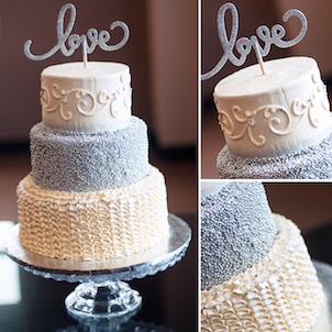Greyson Wedding Cake