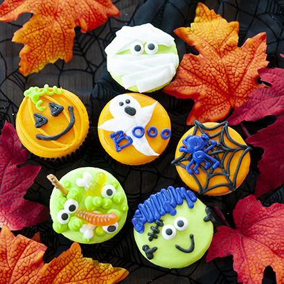 Halloween Cupcake Decorating- Austin Landing, Oct. 19th
