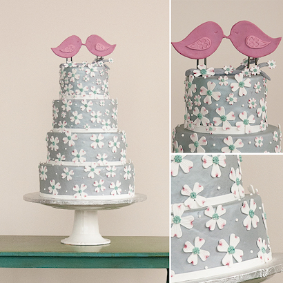 Harlow Wedding Cake