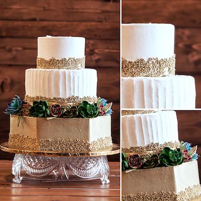 Helen Wedding Cake