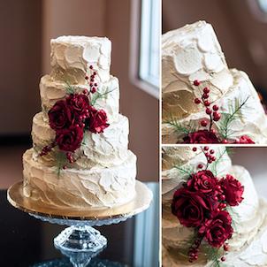 Jackson Wedding Cake
