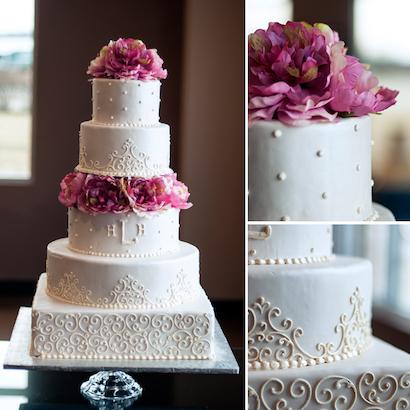 Locke Wedding Cake